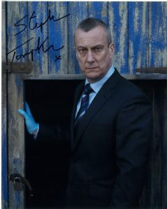 Stephen Tompkinson WILD AT HEART - DCI BANKS 10x8 Genuine Signed Autograph 11264